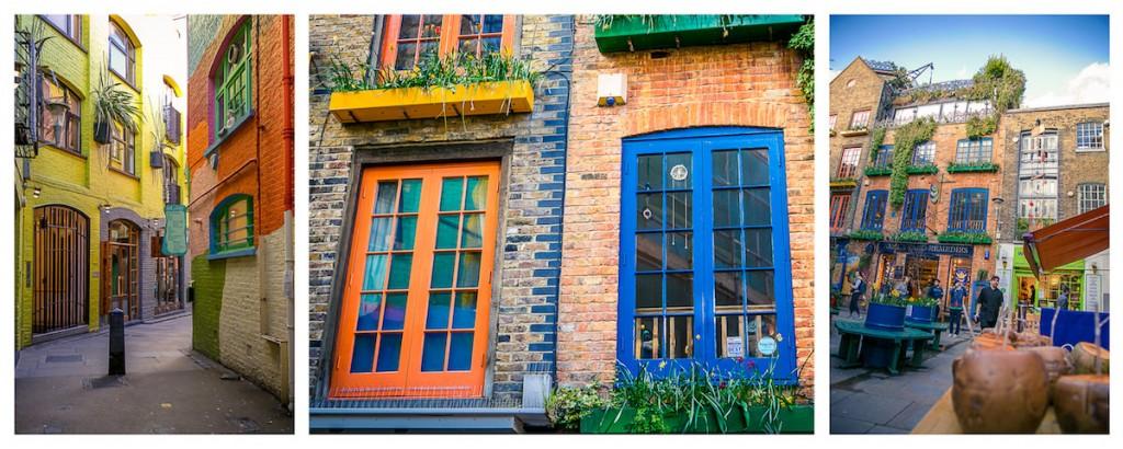 Photographier les couleurs de Londres