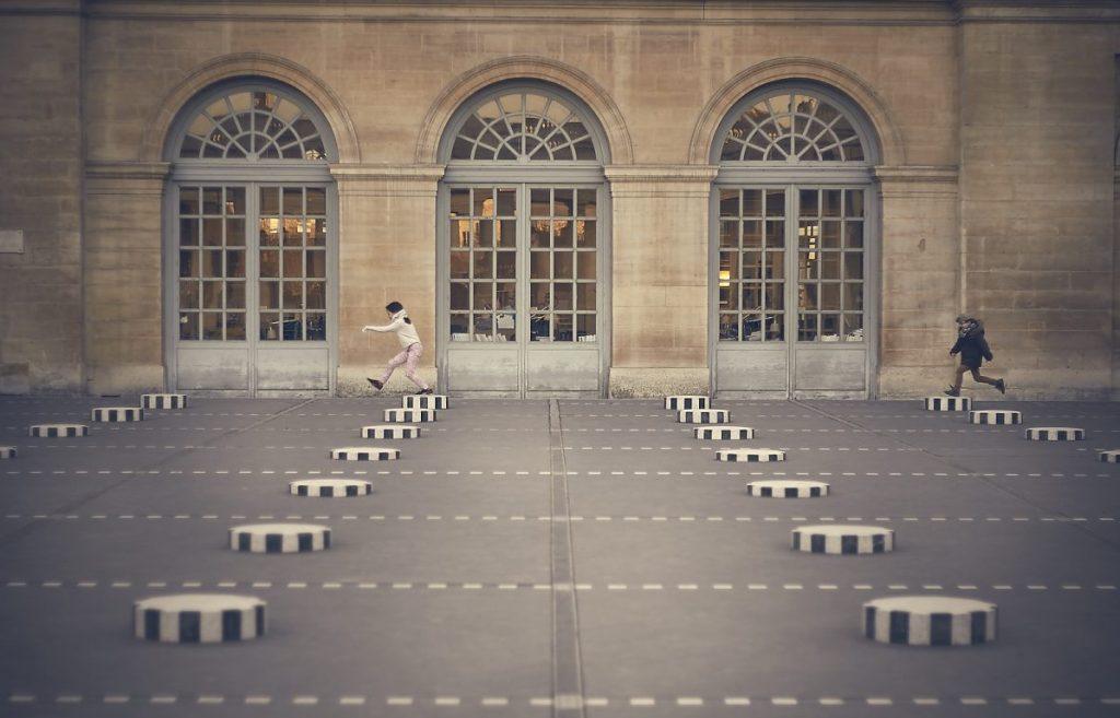 Photographier le Louvre
