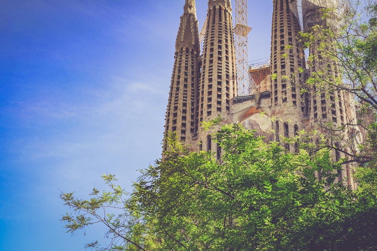 Balade architecturale à Barcelone