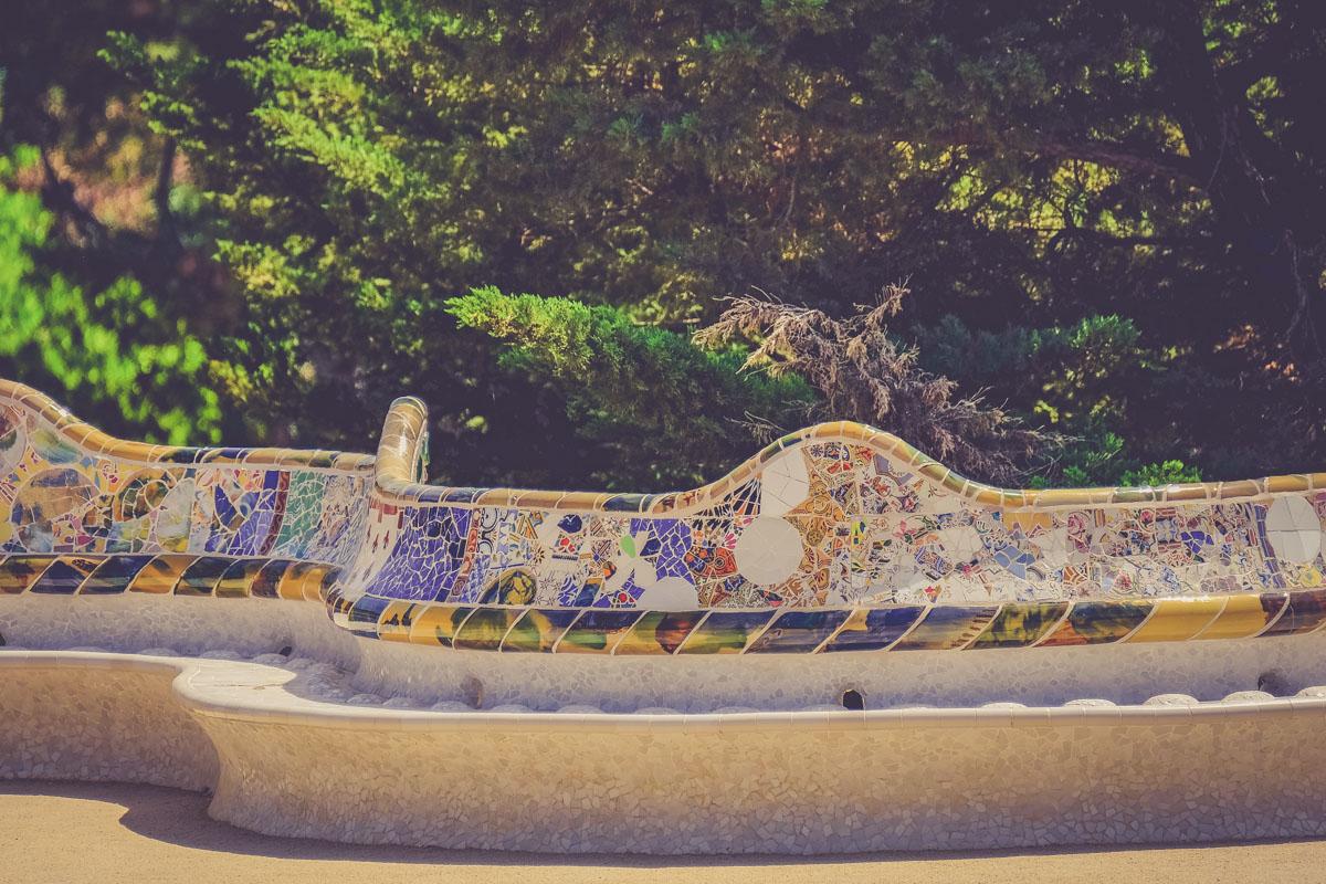 Park Güel - Blog Voyage