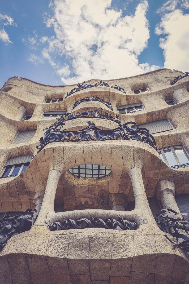 Photographier l'architecture de Barcelone - Blog voyage itineraires photo