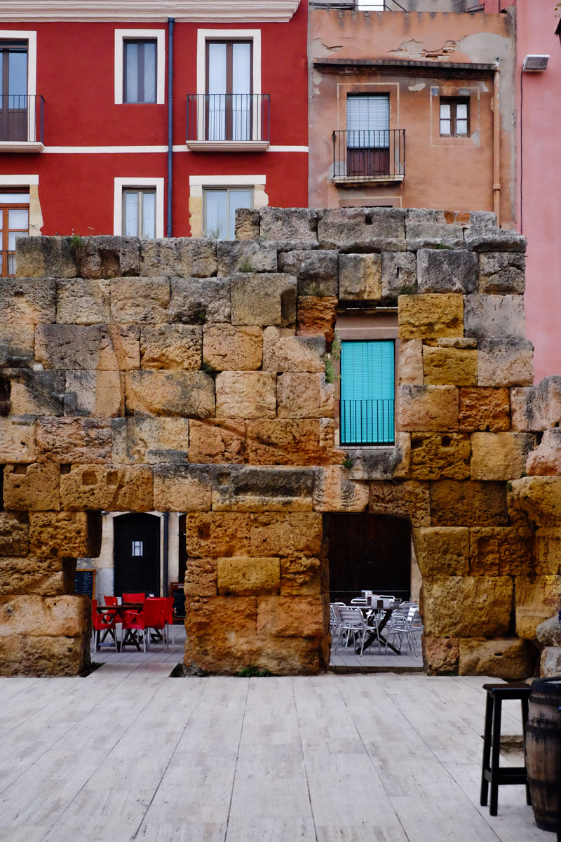 Place Tarragone