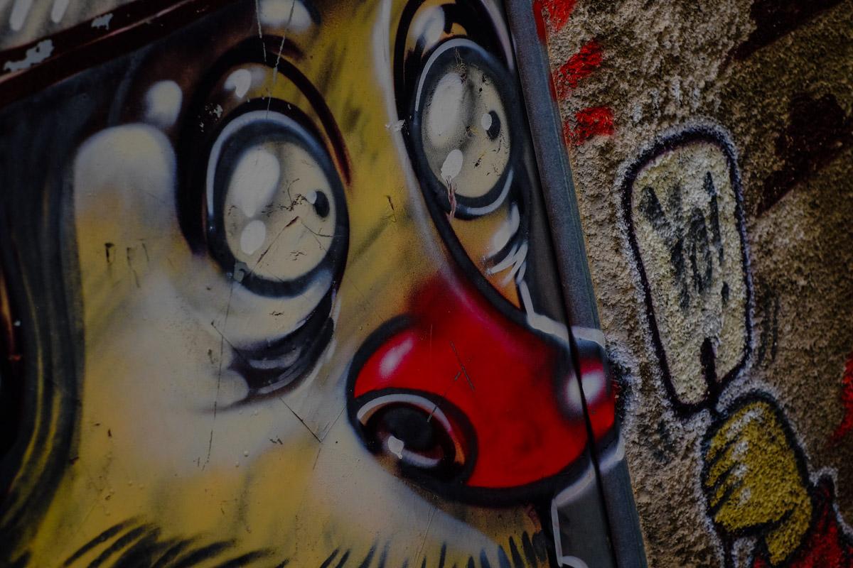 street art tarragone