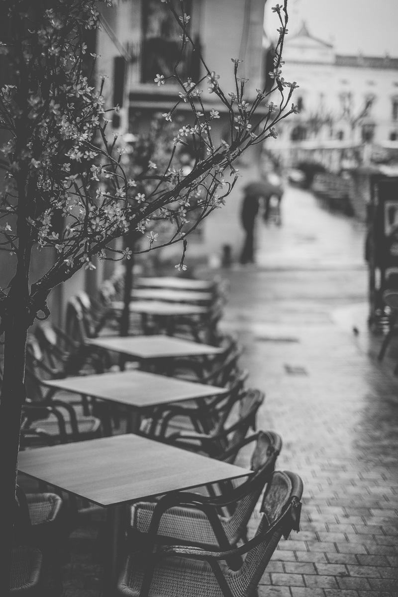 Street photo tarragone