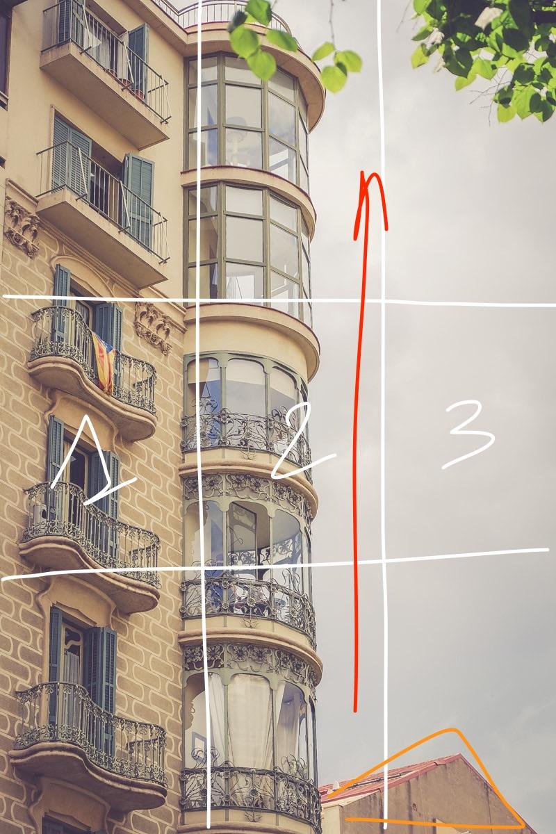 Ballade dans Barcelone - Blog voyage