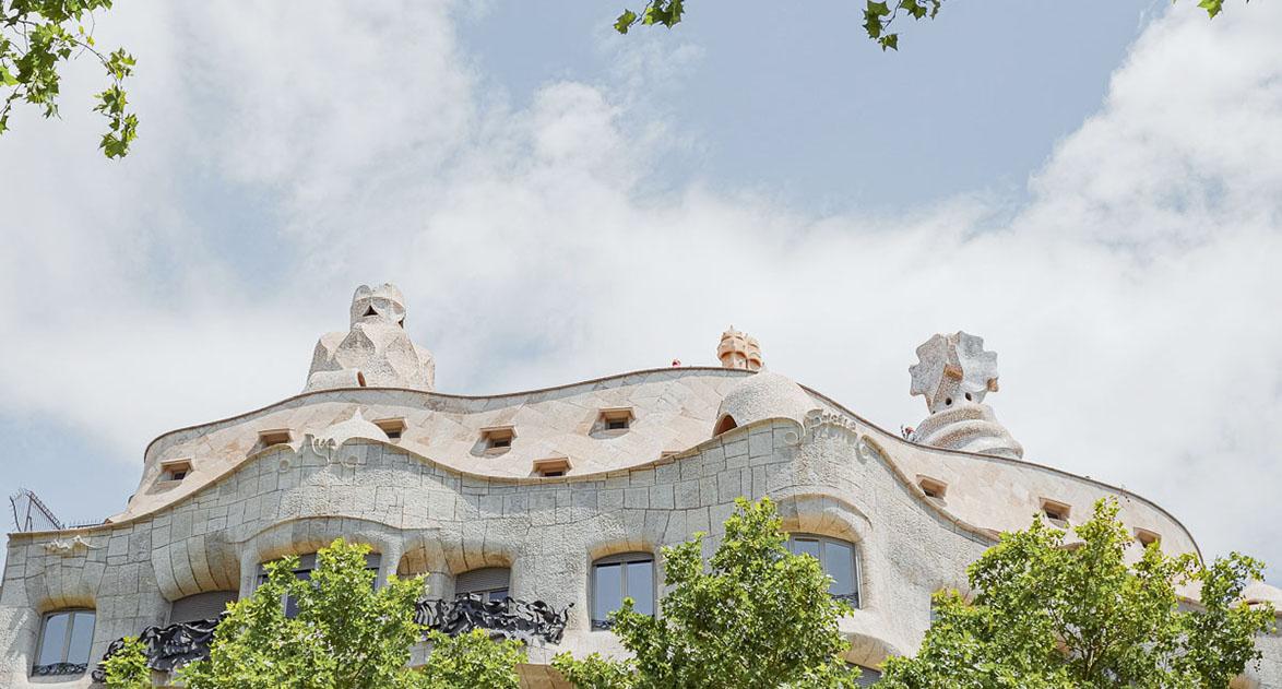 visiter Barcelone architecture