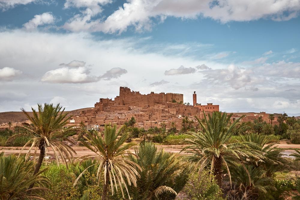 Kasbah Maroc Atlas Tifoultoute
