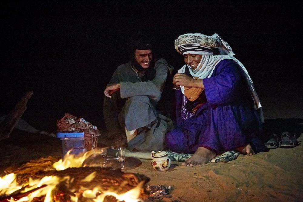 Bivouac Maroc
