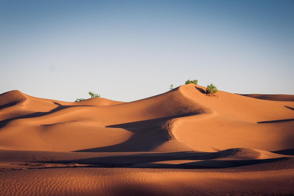désert erg lihoudi