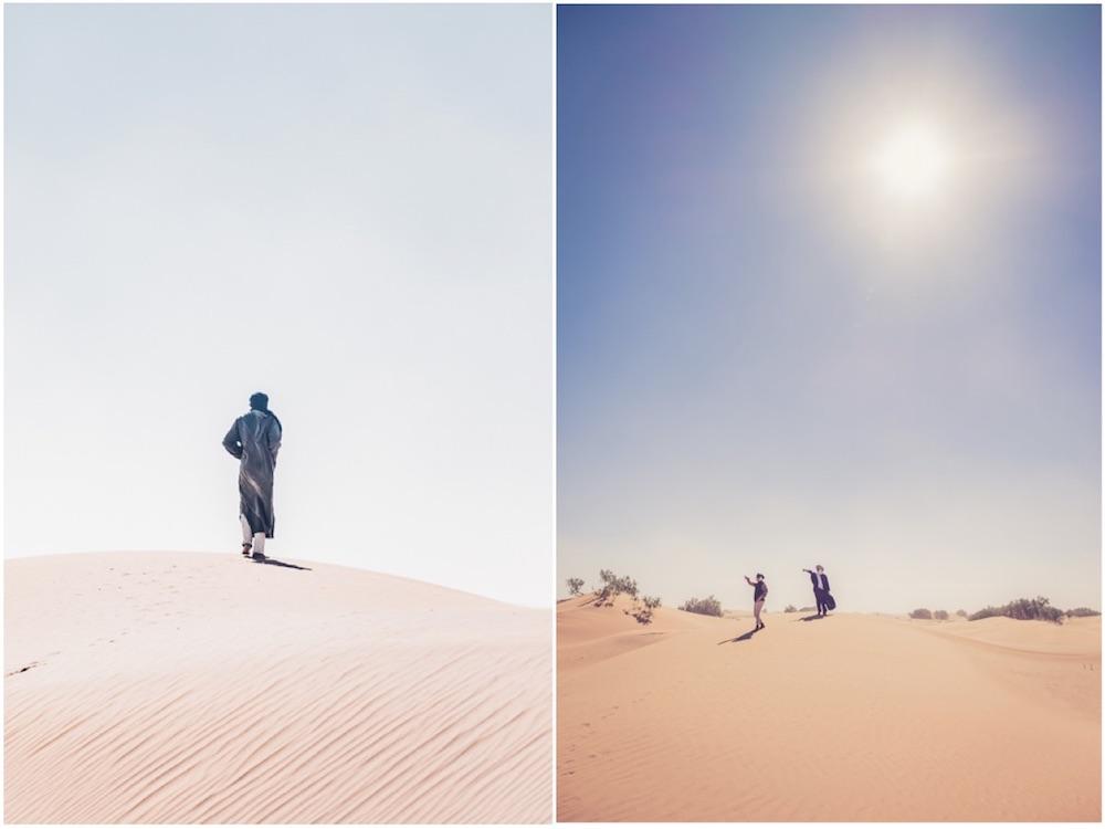 Nomade marocain