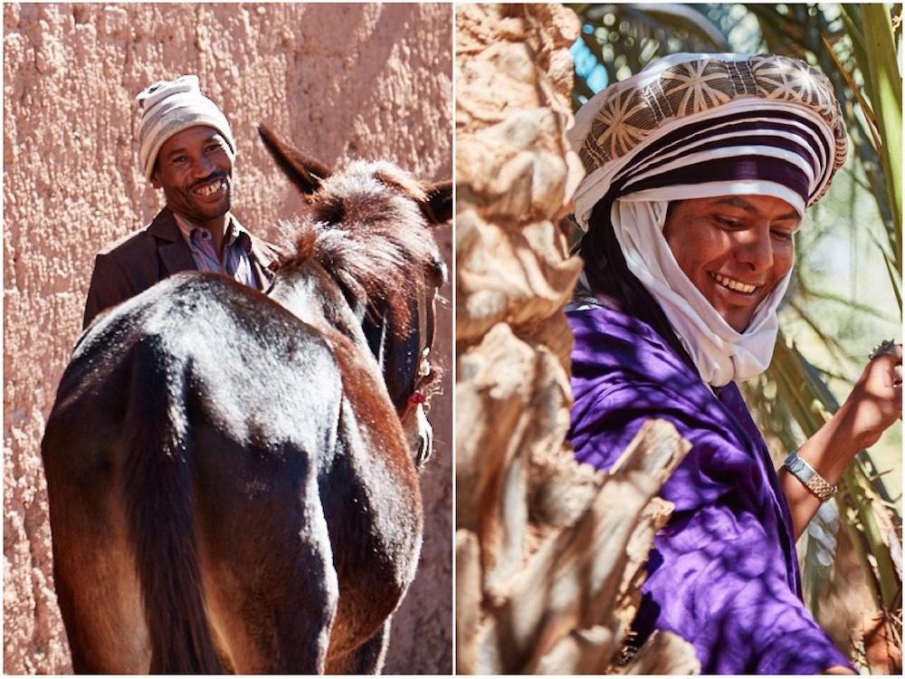 Portrait Maroc