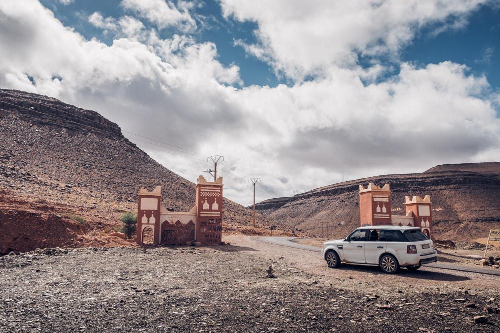Porte du désert Zagora