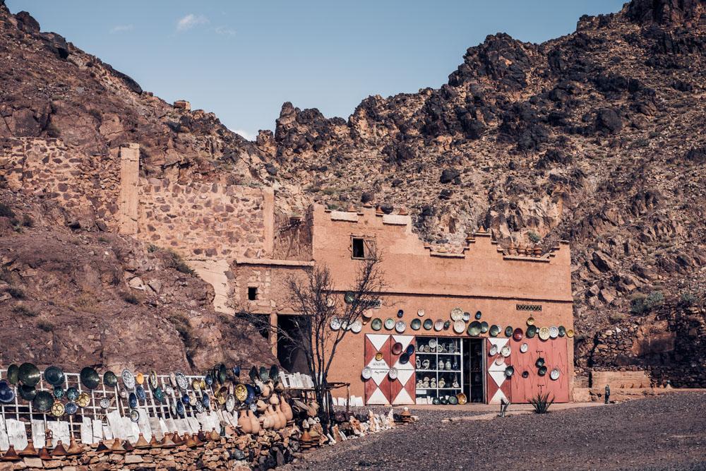 De Marrakech à Zagora