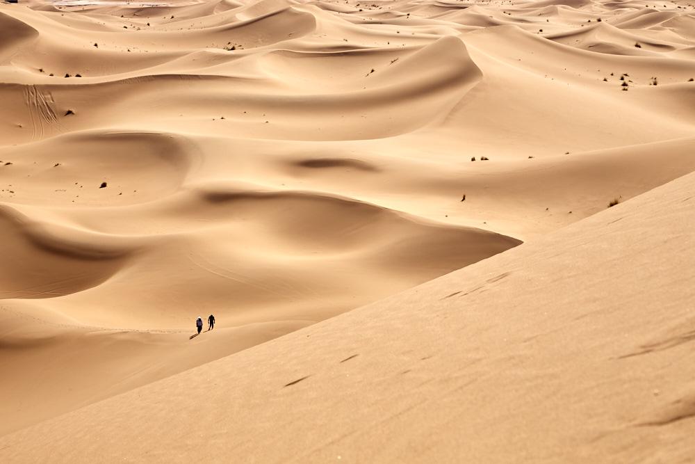 Les dunes de Chegaga