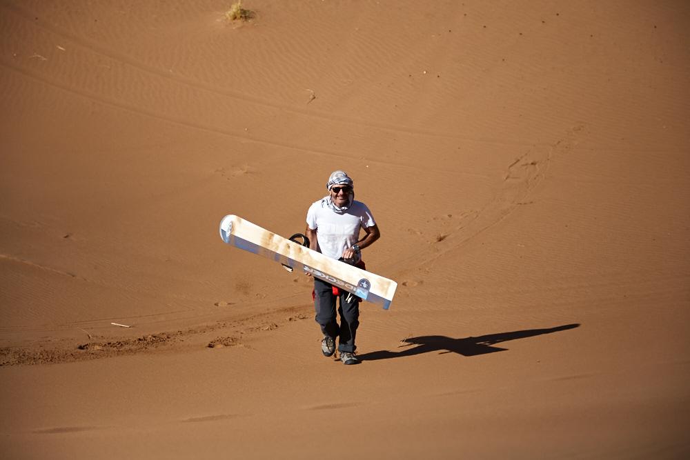 surf des sables Chegaga