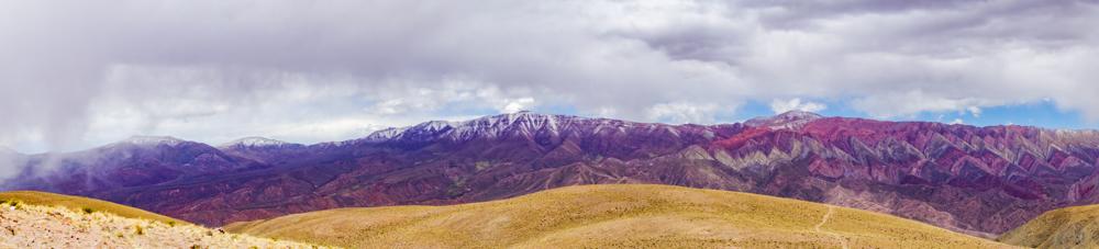 Road trip au cœur des Andes argentines