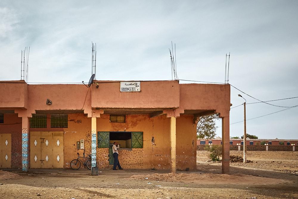 village Maroc