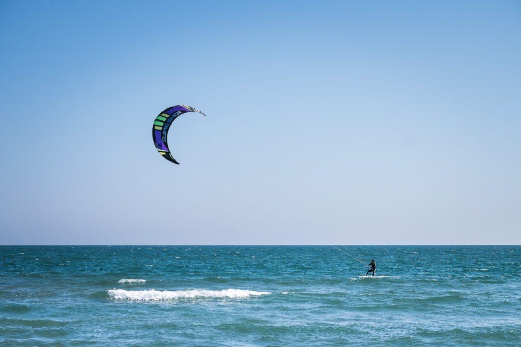 kitesurf Camargue
