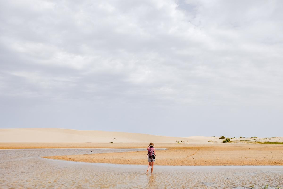 côte ouest de l'Algarve
