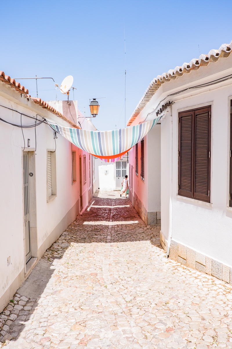 visiter l'Algarve