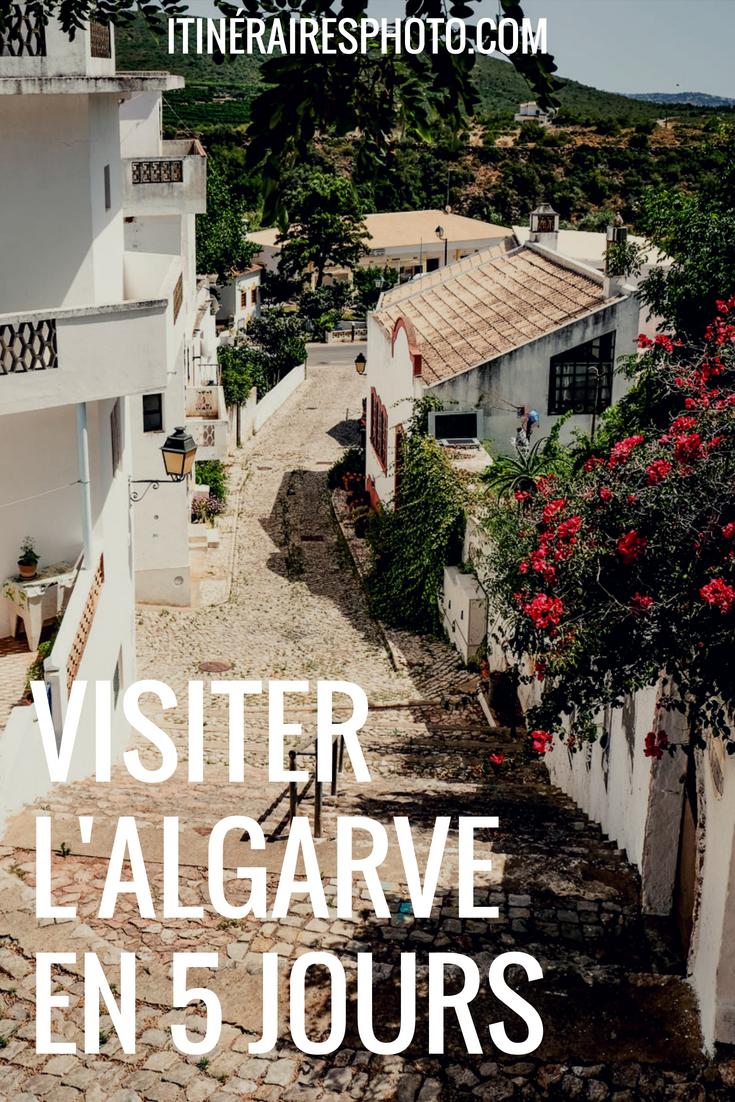 visiter l'Algarve en 5 jours