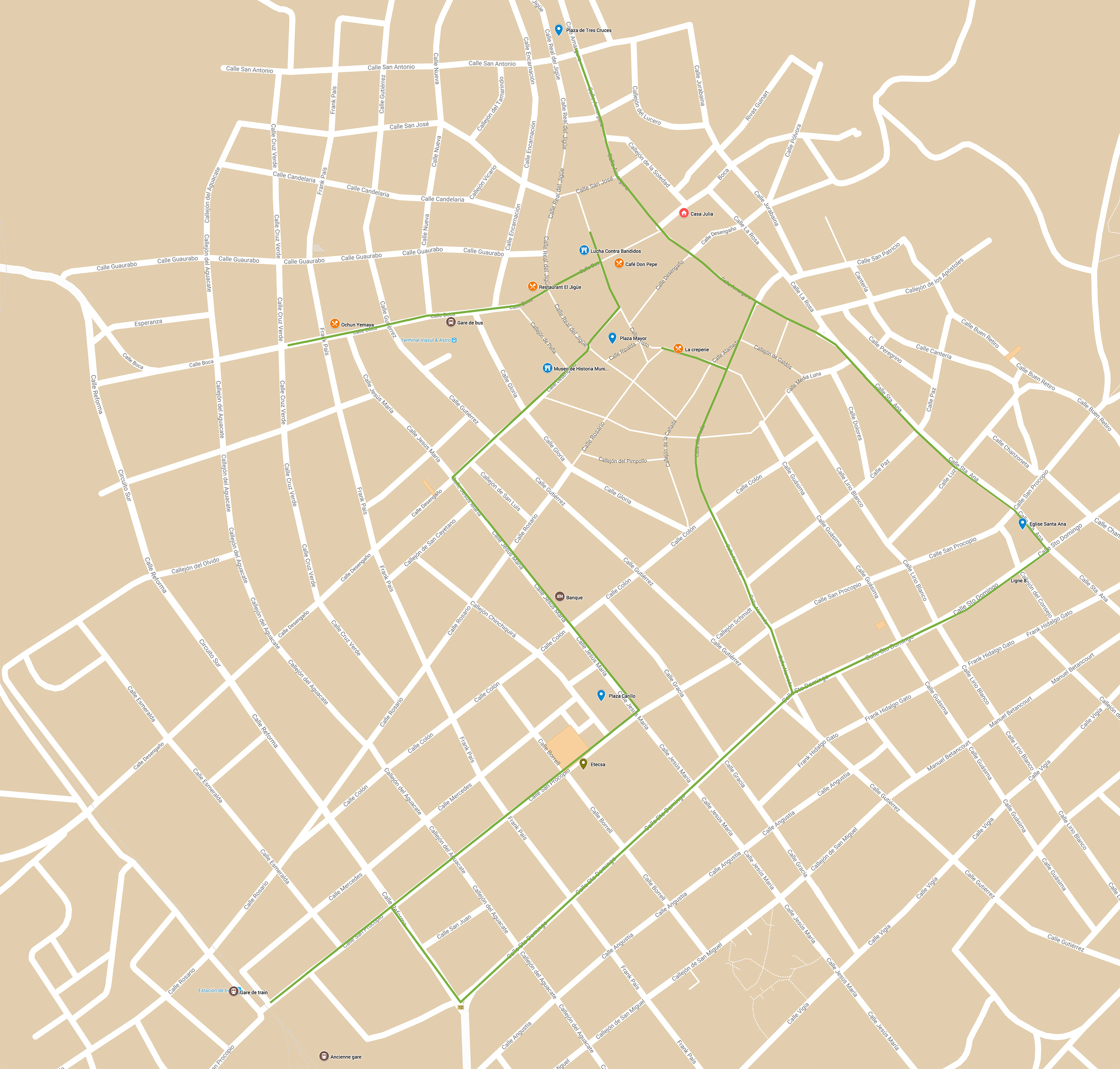 Plan Trinidad