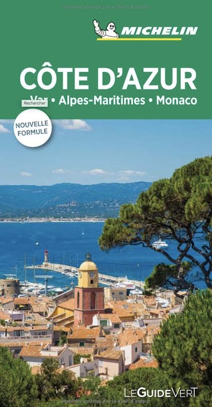 Guide Michelin Côte d'Azur