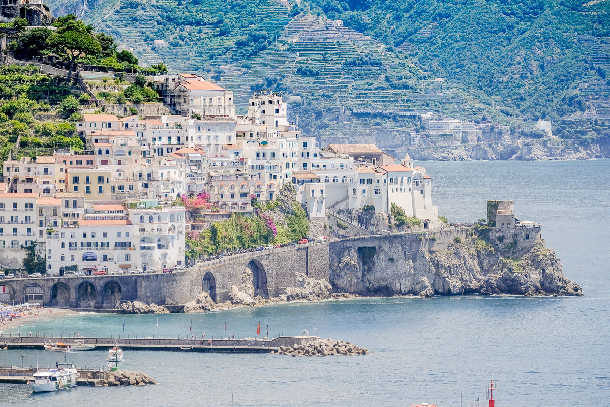 visiter Amalfi italie