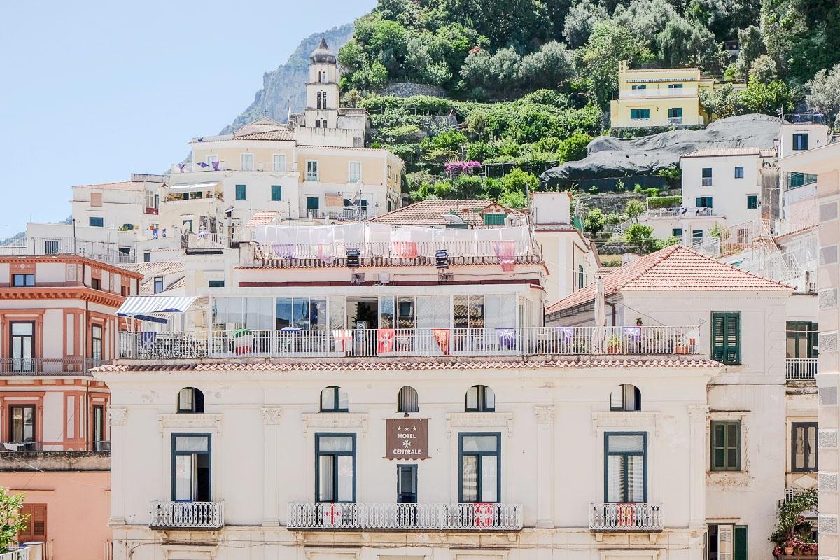 visiter cote amalfitaine Amalfi