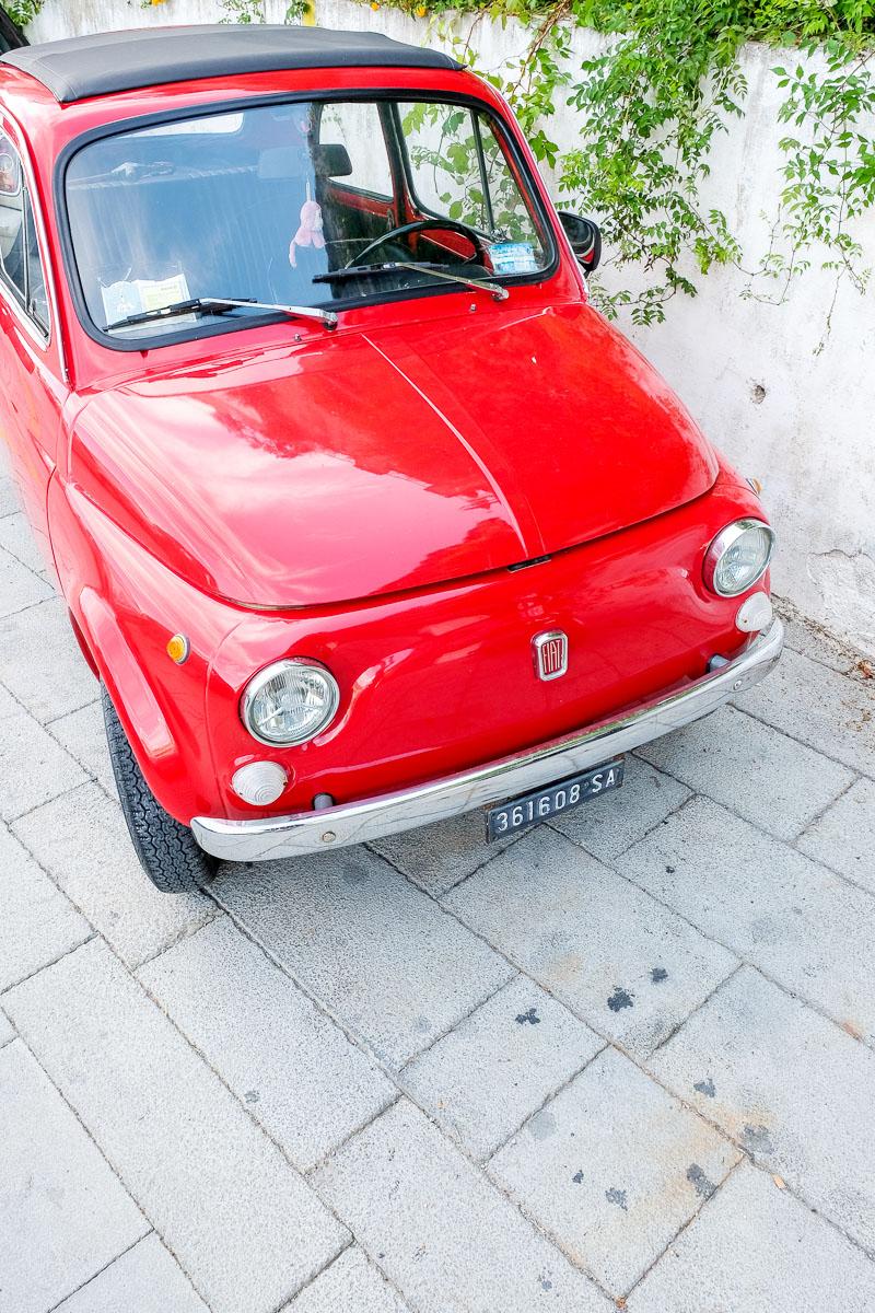 vieille fiat italie