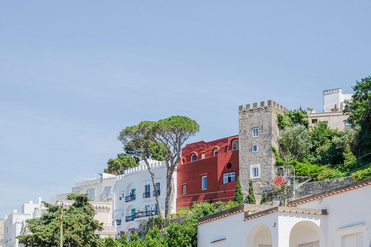 visiter Capri italie