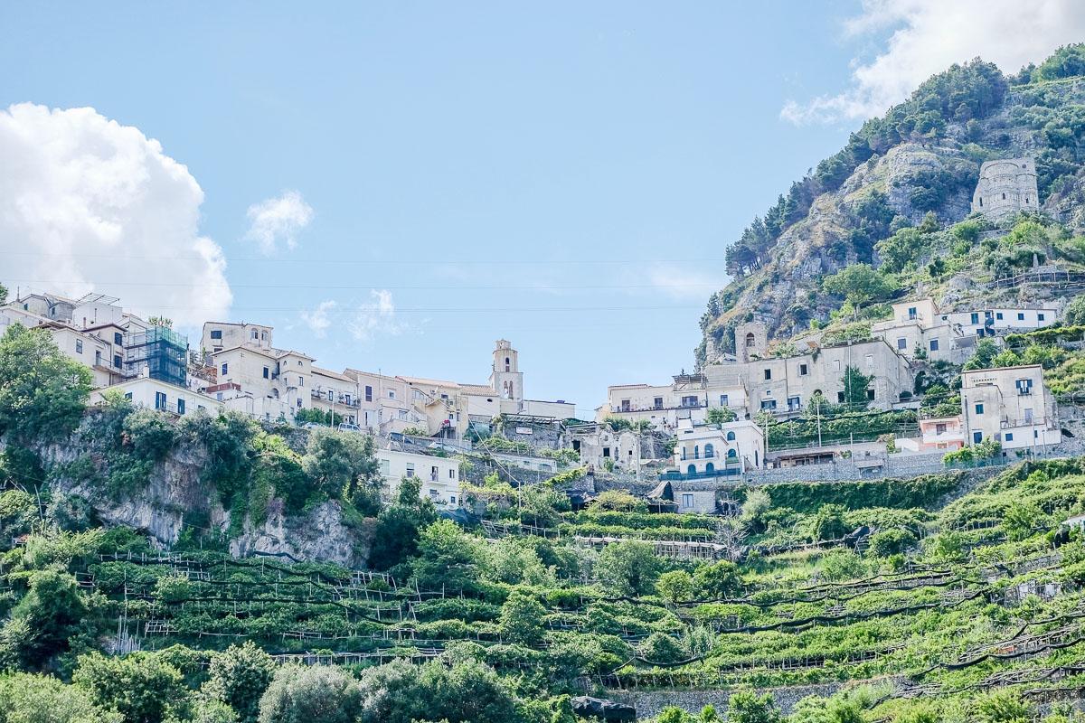 visiter Ravello italie