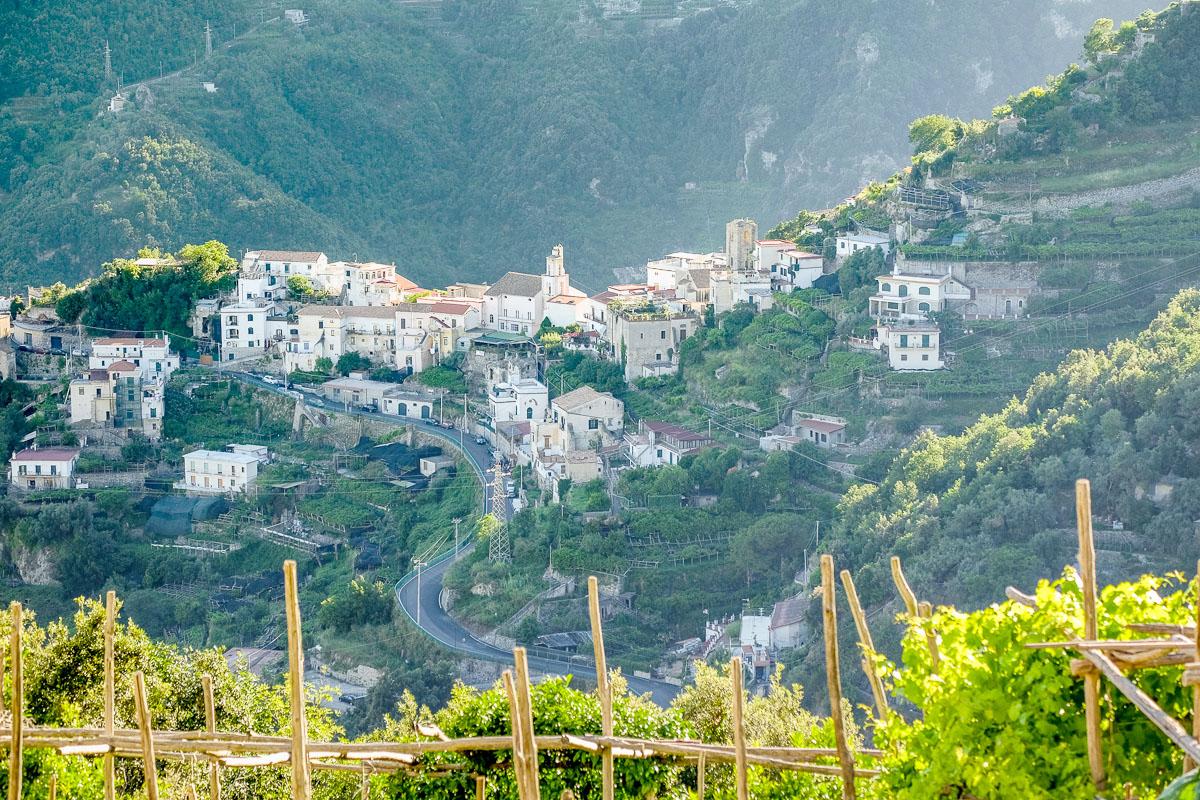 visiter Ravello cote amalfitaine
