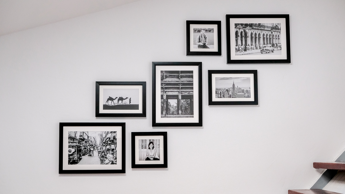 100 Incroyable Conseils Composition De Cadres Sur Un Mur