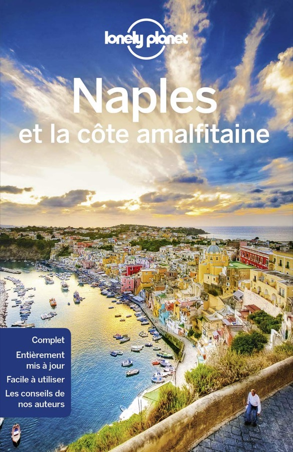 lonely planet naples cote amalfitaine