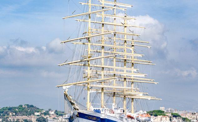 Royal Clipper : Visite du plus grand voilier de croisière navigant au monde