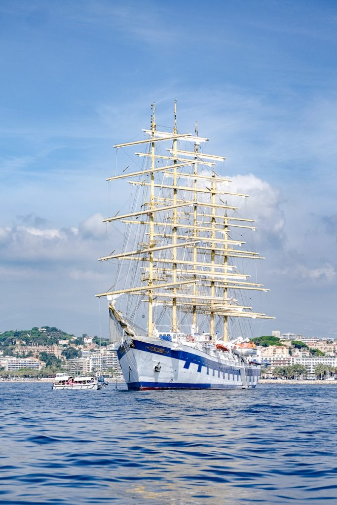 Visite Royal Clipper