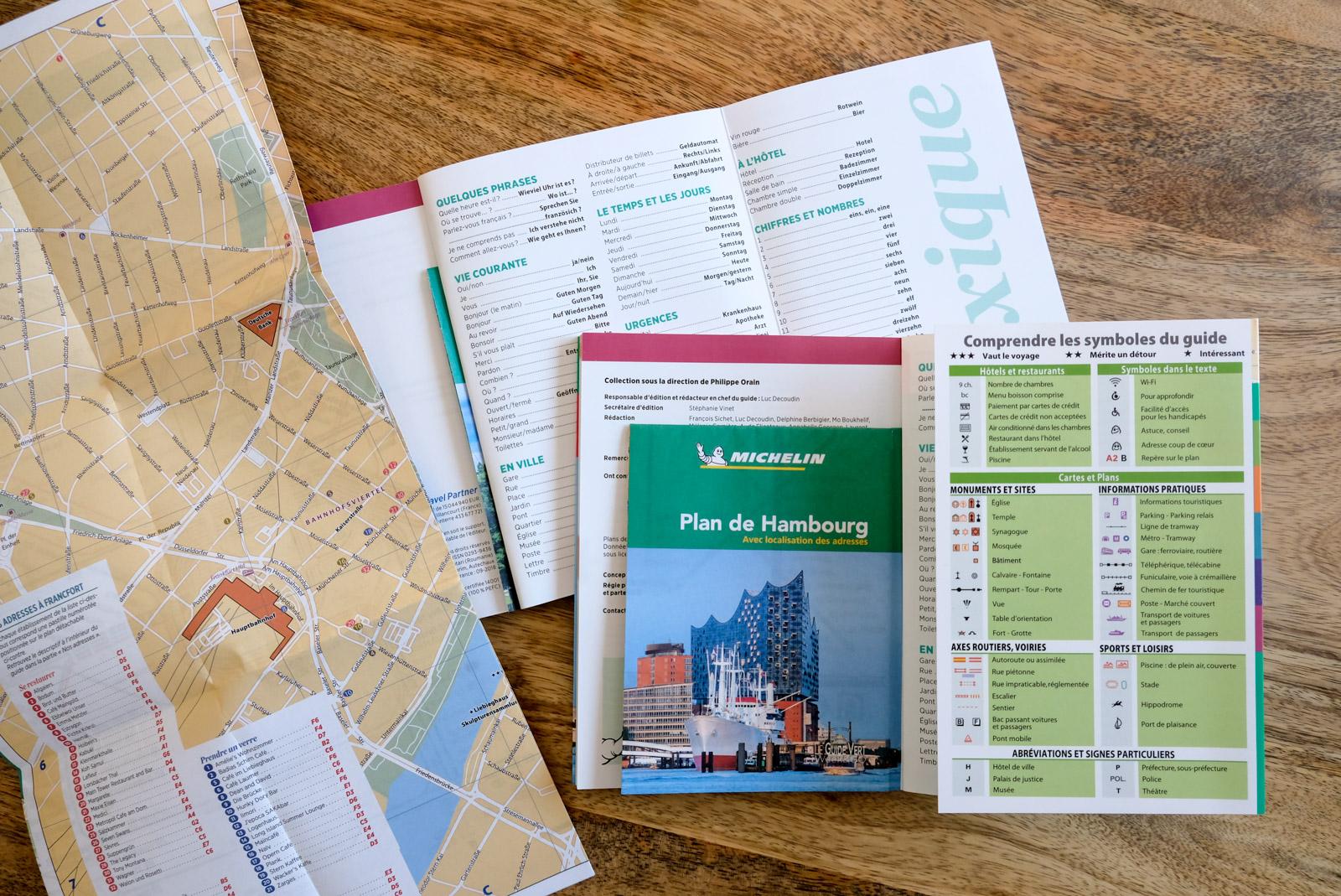 guide de voyage city trip