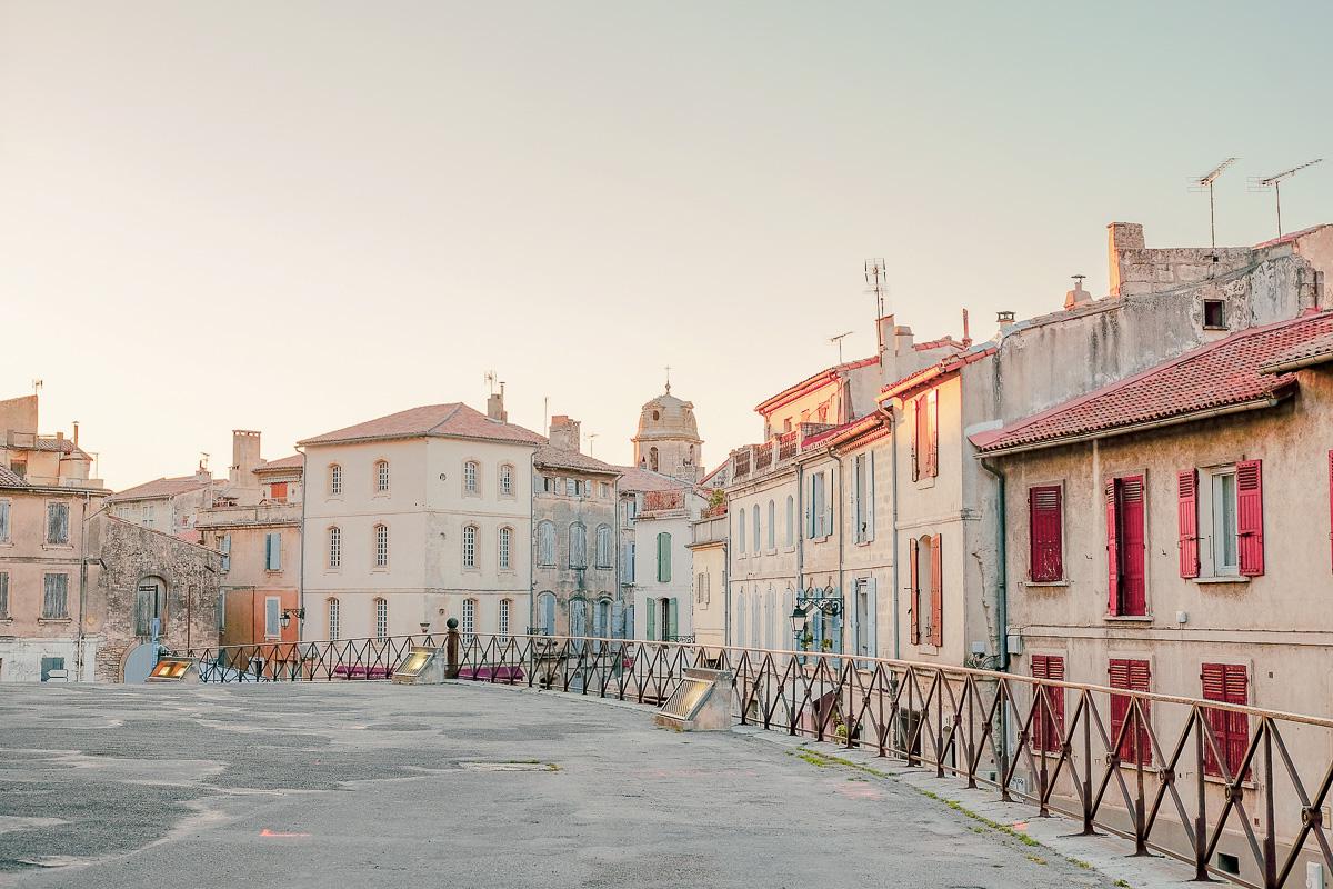 Une journée à Arles, patrimoine et richesse historique