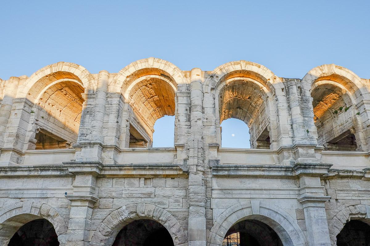 Un jour en Arles