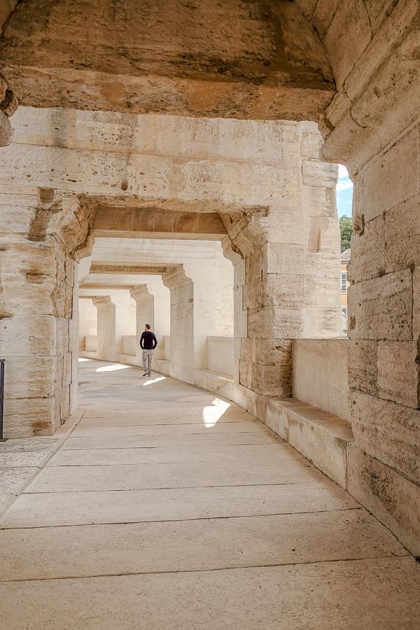 Un jour à Arles