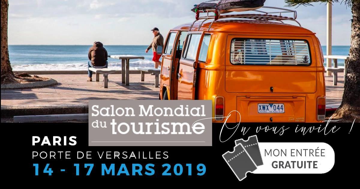 Salon mondial tourisme 2019