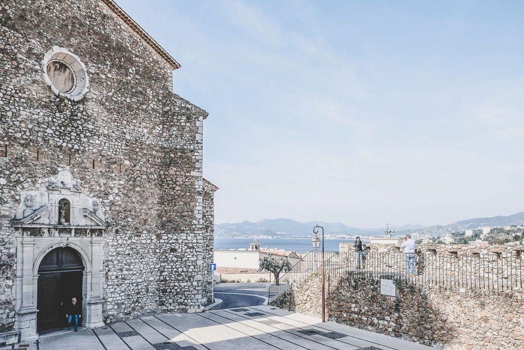 visiter Suquet vieux Cannes