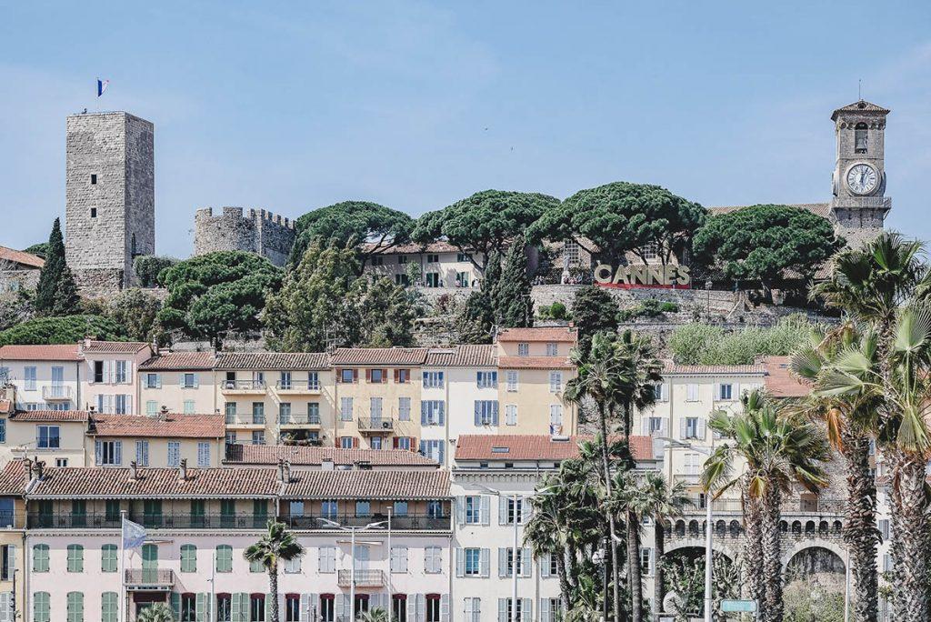 Panoramique Suquet Cannes