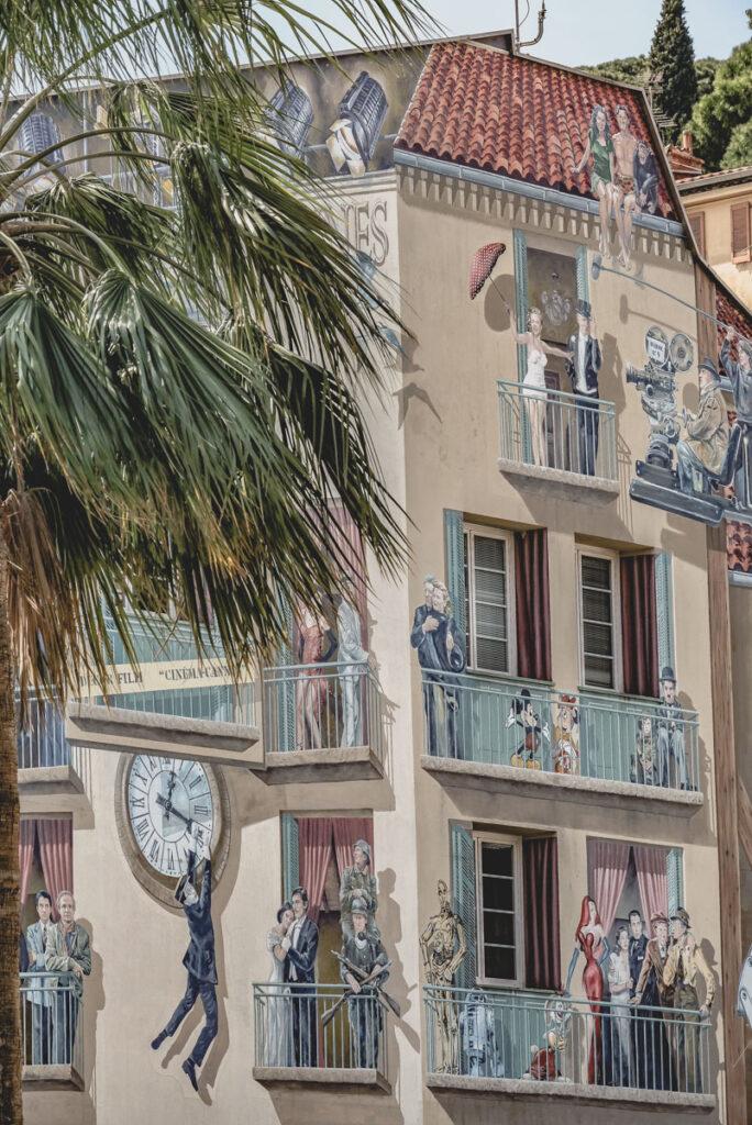 Les Murs Peints Cannes