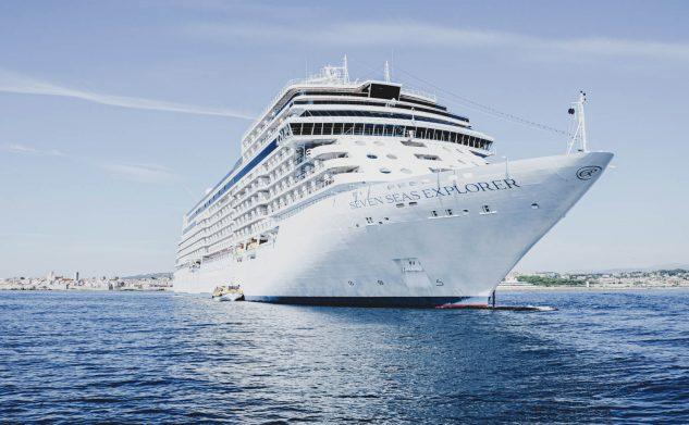 Le Seven Seas Explorer, la croisière ultra luxe.