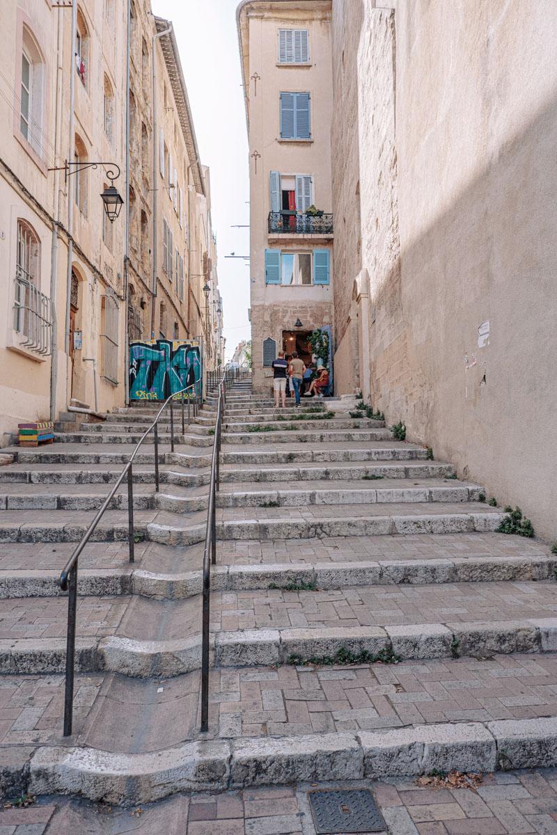 Visiter Panier Marseille