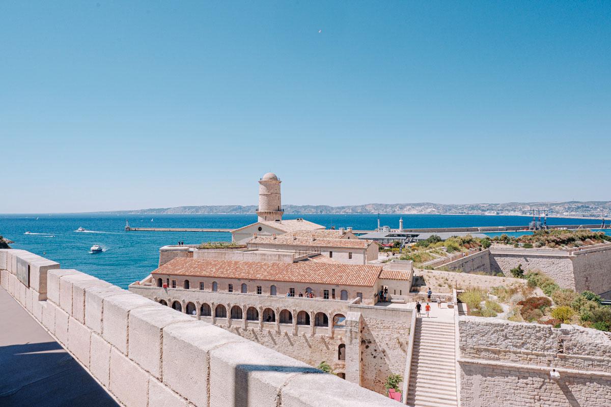 Visiter Fort Saint Jean