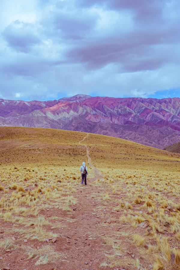 cerro hornocal argentine