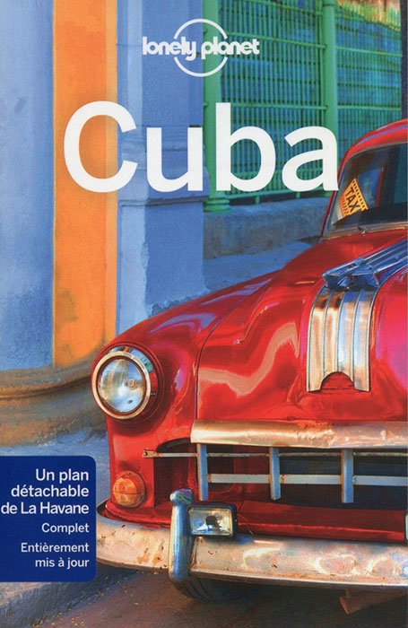 guide lonely planet cuba